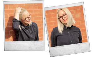 polaroid Kathleen