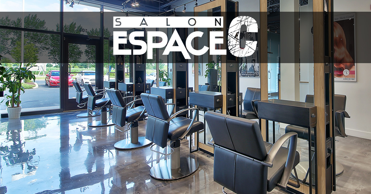 Salon Espace C | Hair salon Brossard 10-30